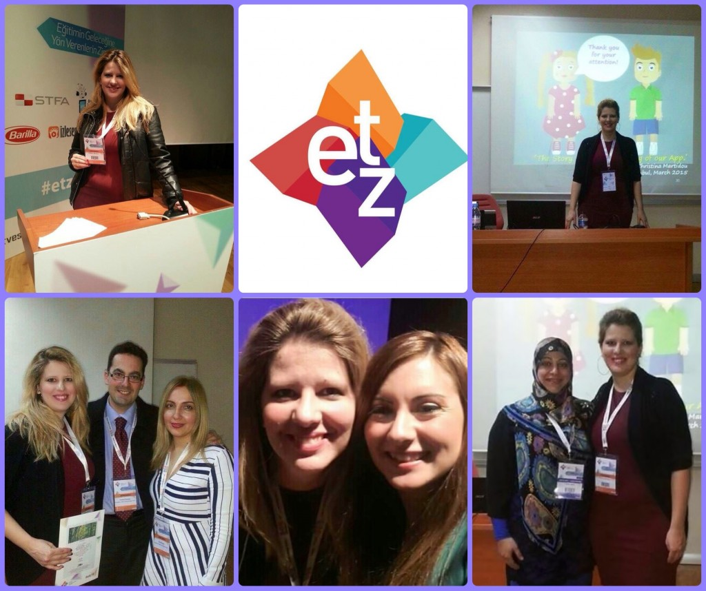 Snapshots of ETZ 2015 Conference, Istanbul.